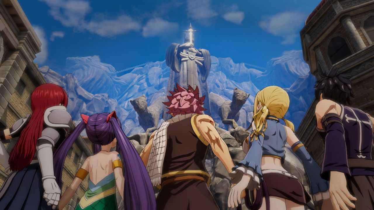Fairy Tail: mostrati tre nuovi personaggi giocabili