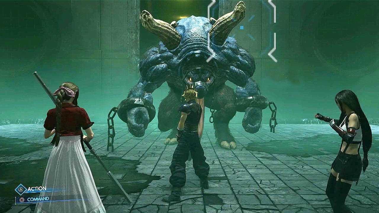 Final Fantasy VII Remake: saranno presenti nuovi Boss