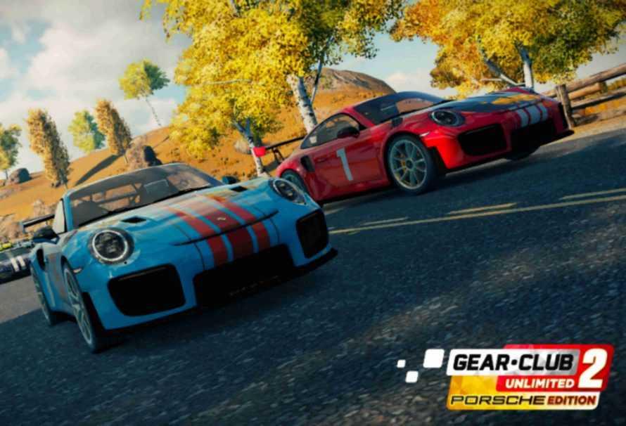 Gear.Club Unlimited 2 Porsche Edition in arrivo