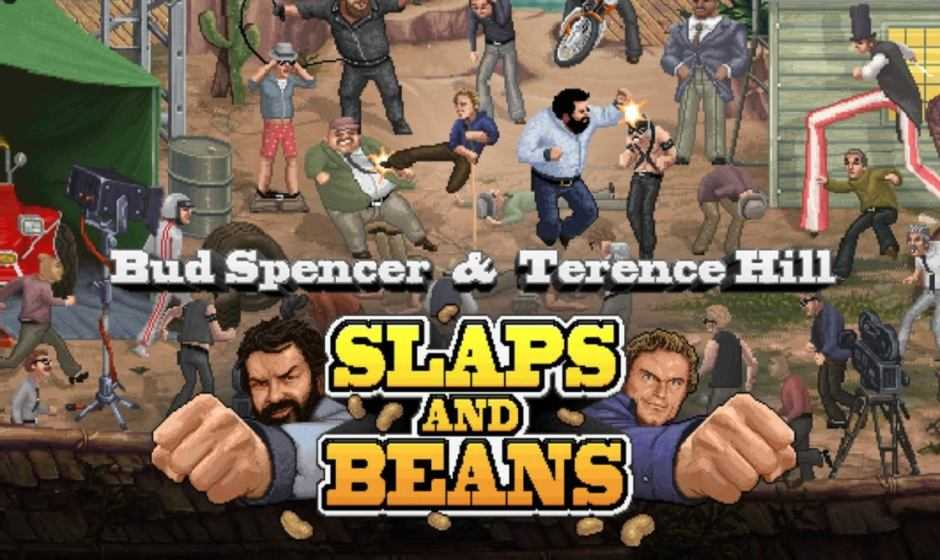 Bud Spencer & Terence Hill – Slaps & Beans sbarca su mobile