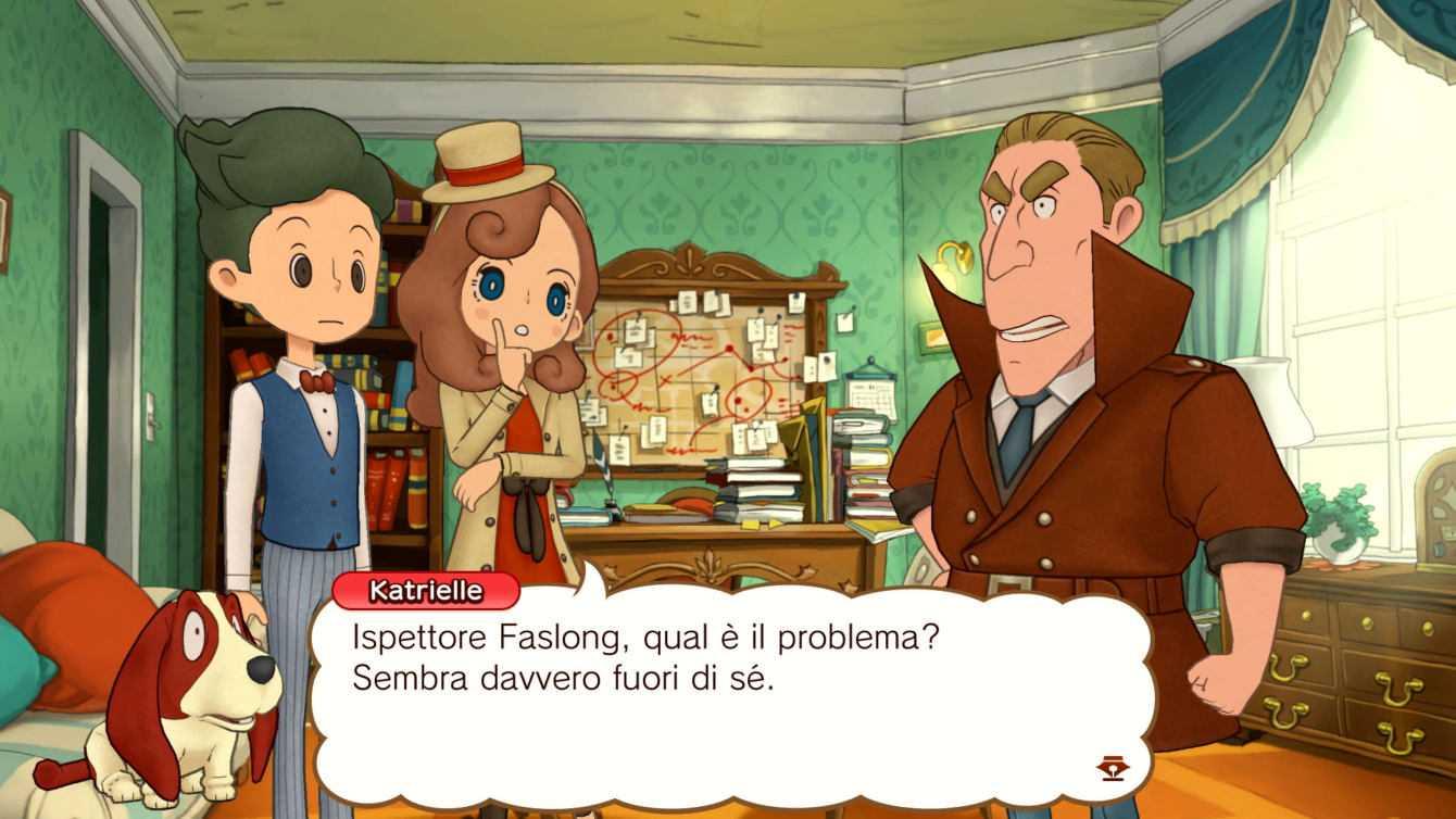 Recensione Layton's Mystery Journey: Katrielle e il Complotto dei Milionari Deluxe Edition