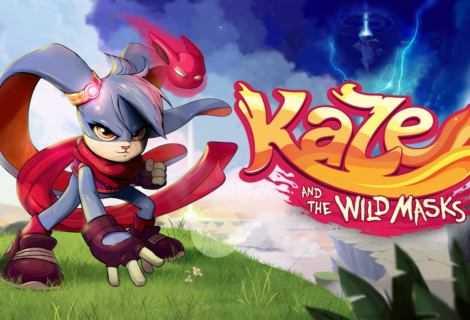 Kaze and the Wild Masks: SOEDESCO pubblicherà il gioco