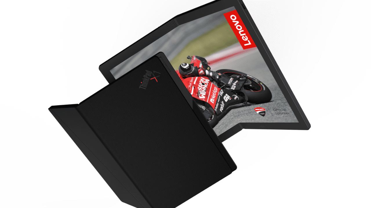 Lenovo ThinkPad X1, la rivoluzione del laptop pieghevole