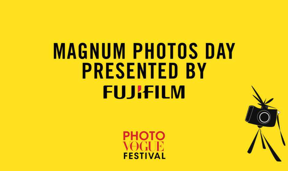 Fujifilm presenta il Magnum Photos Day italiano