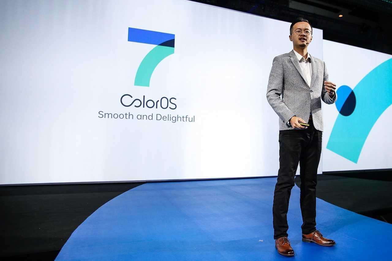 OPPO ha annunciato il nuovo ColorOS 7