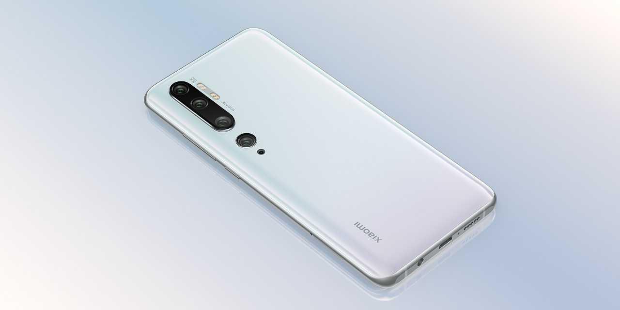 Xiaomi Mi Note 10 presentato ufficialmente: specifiche, prezzi e uscita