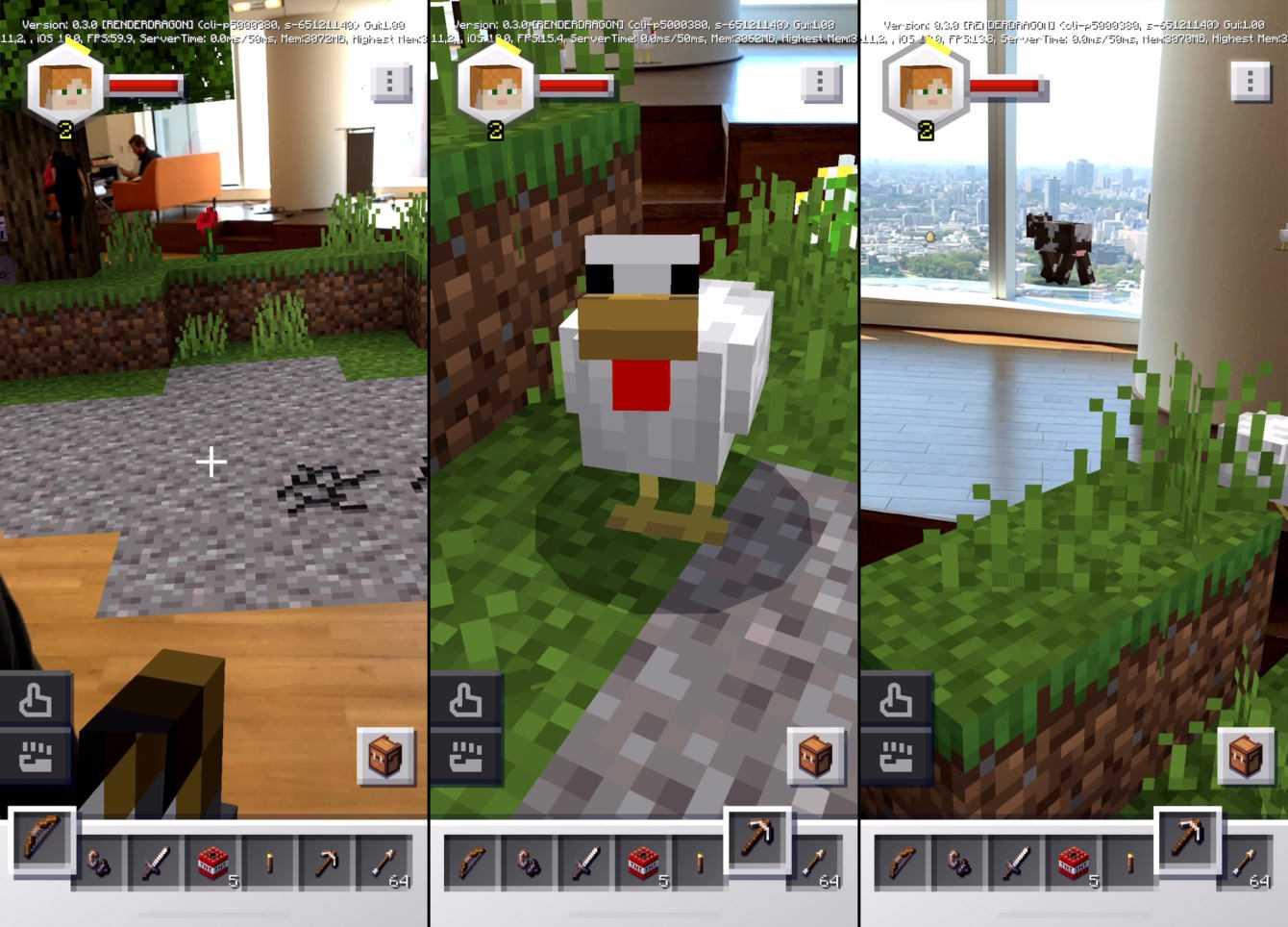 Minecraft Earth: trucchi e consigli per cominciare a giocare