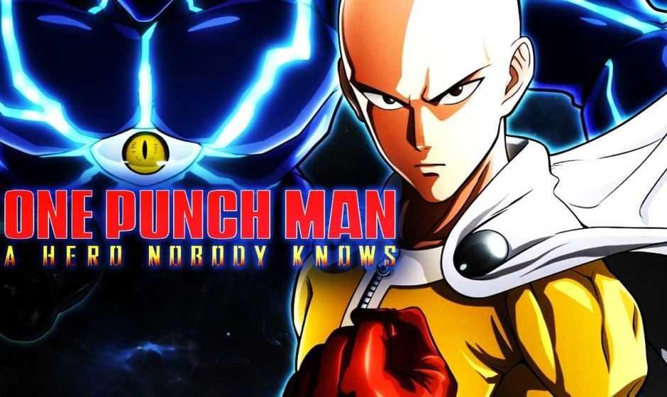 One Punch Man: A Hero Nobody Knows, svelata la data d'uscita