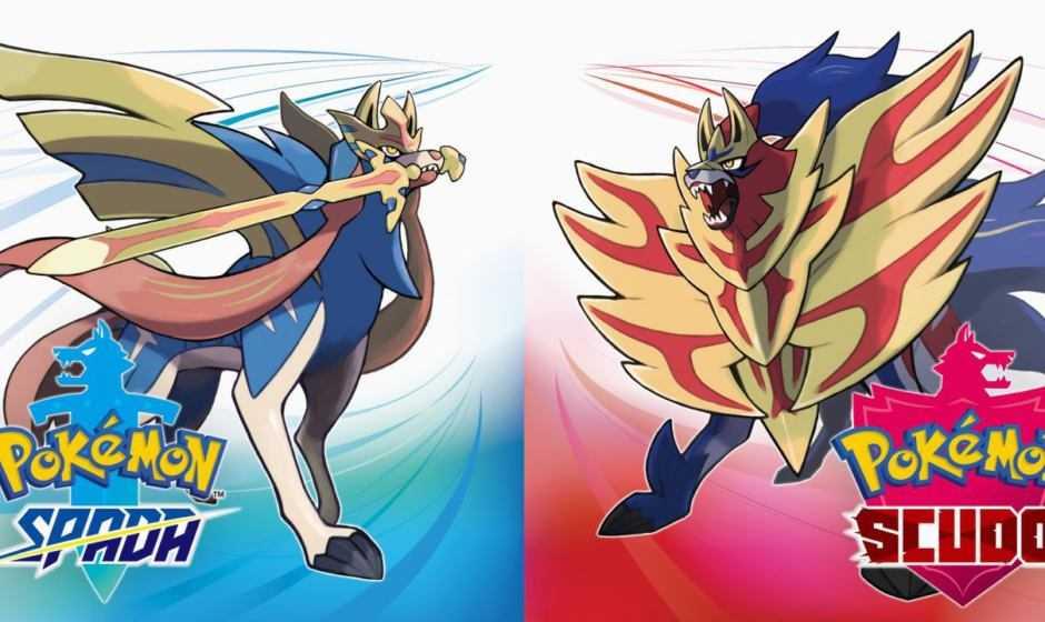Pokémon Spada e Pokémon Scudo: annunciate tante novità