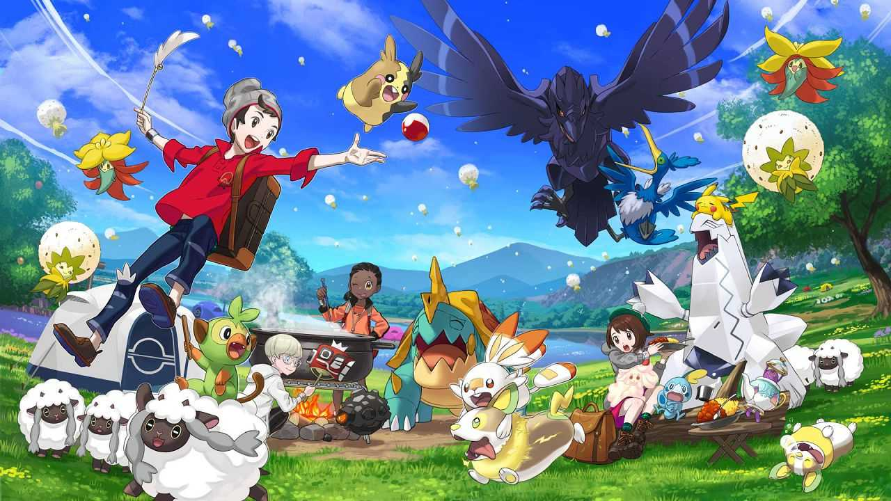 Pokémon Spada e Scudo: presto l'annuncio di un nuovo Pokémon misterioso!