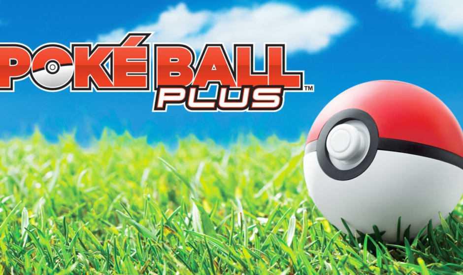 Pokémon: nuovi brevetti da Nintendo per la Poké Ball Plus