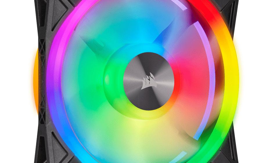 CORSAIR presenta la linea di ventole iCUE QL RGB