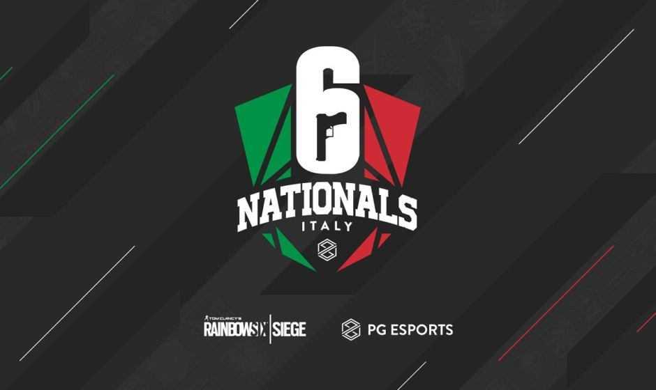 Rainbow Six Siege, ecco la finale dei PG Nationals 2019
