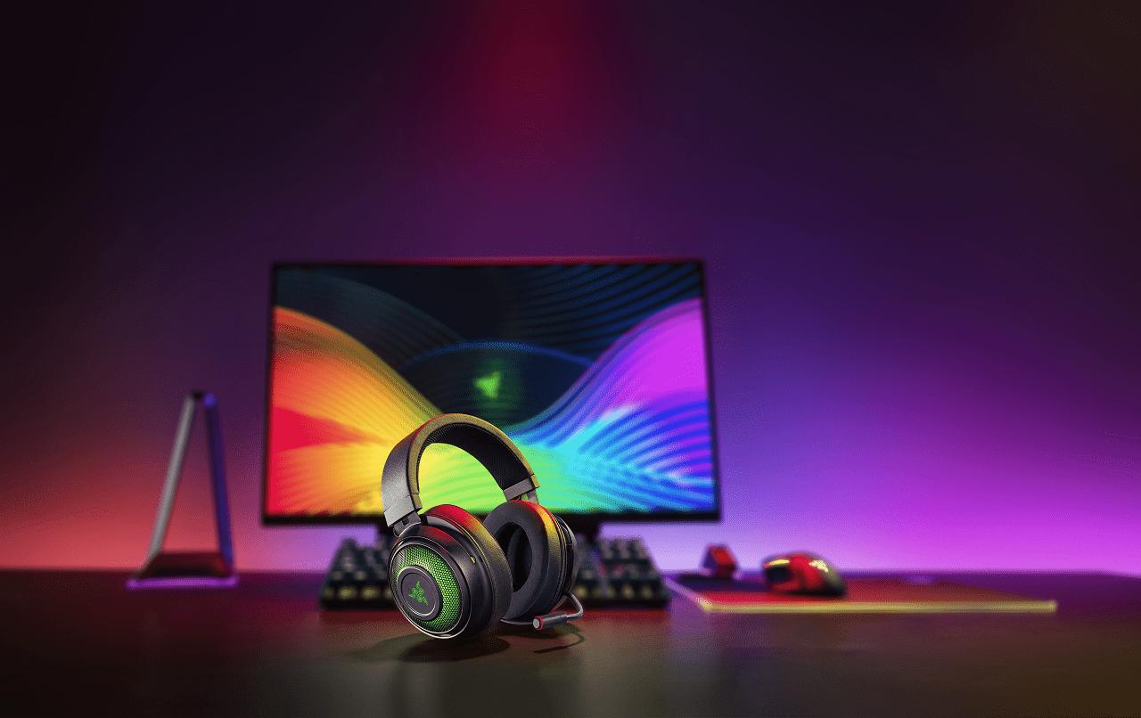 Razer Kraken Ultimate: le cuffie per il gaming competitivo