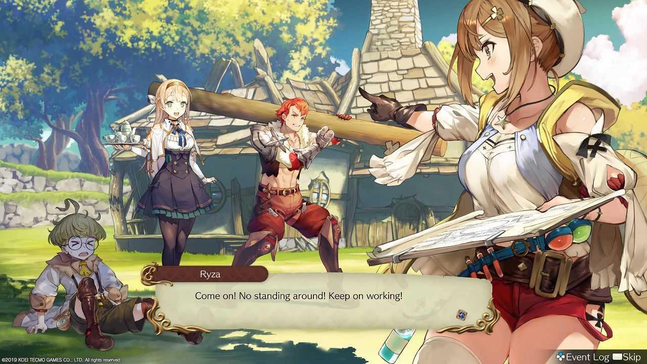 Recensione Atelier Ryza: Ever Darkness & The Secret Hideout