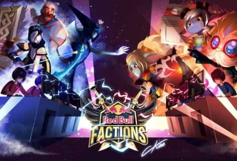 League of Legends: finito il quarto Tower del Red Bull Factions