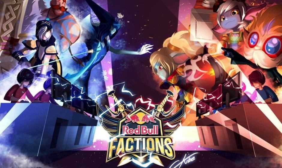 Red Bull Factions: al via il nuovo formato The Tower