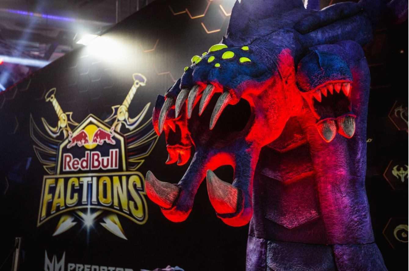 League of Legends: finito il quarto Tower del Red Bull Factions