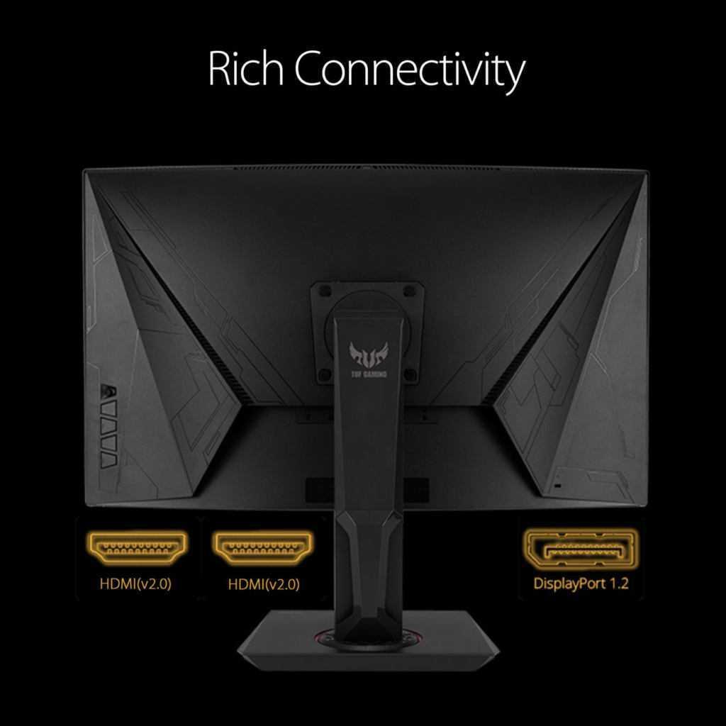 ASUS TUF Gaming: arrivano in Italia tantissimi nuovi monitor