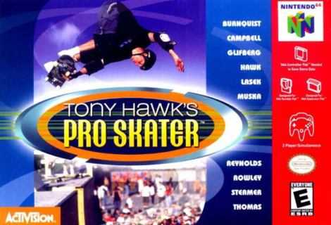 Tony Hawk's Pro Skater: Activision potrebbe lavorare al remake