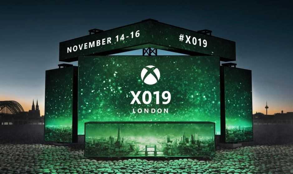 X019: i migliori videogiochi mostrati all'evento