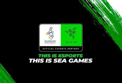 Razer e gli atleti sono pronti per i SEA Games 2019