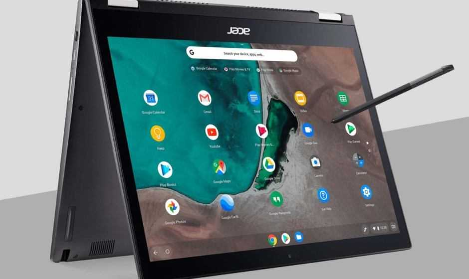 Acer amplia l'offerta Chrome Enterprise per le aziende
