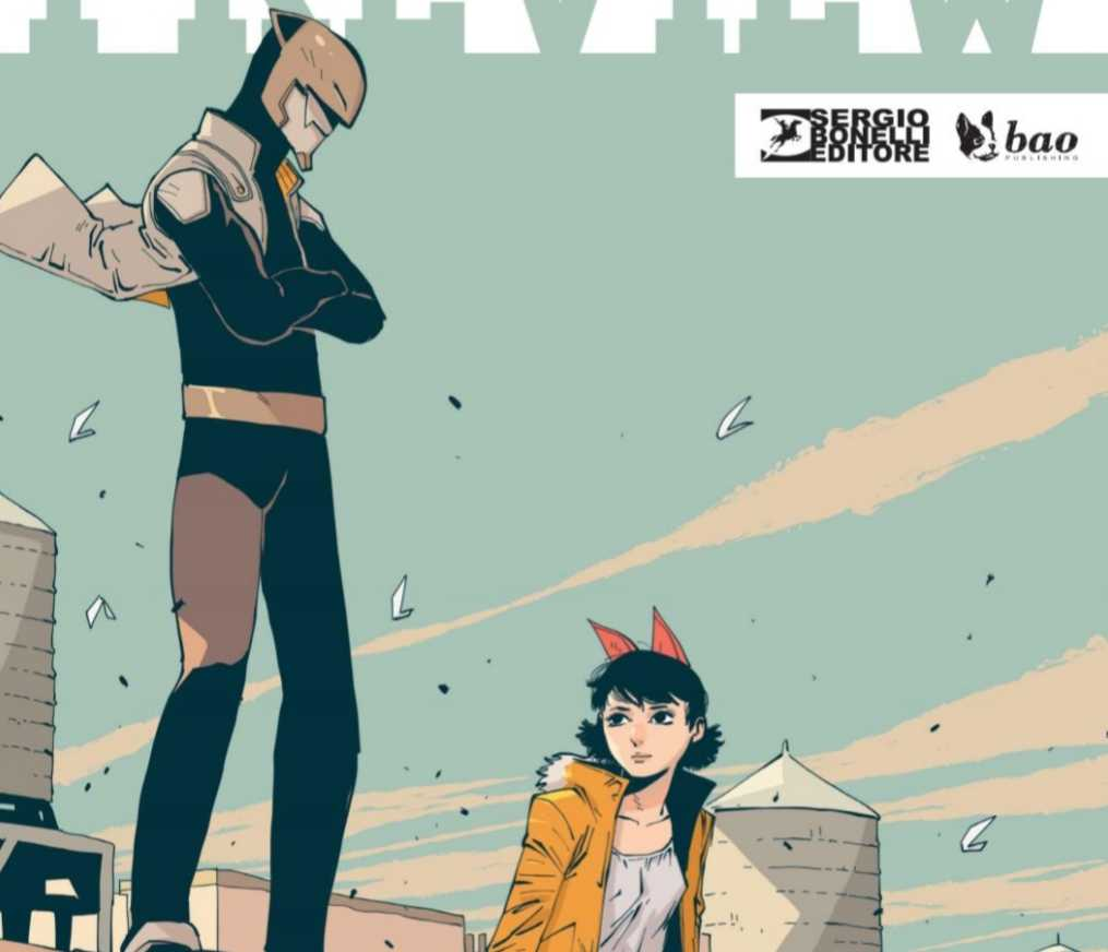 Attica: Bevilacqua e Bonelli editore si danno al manga?
