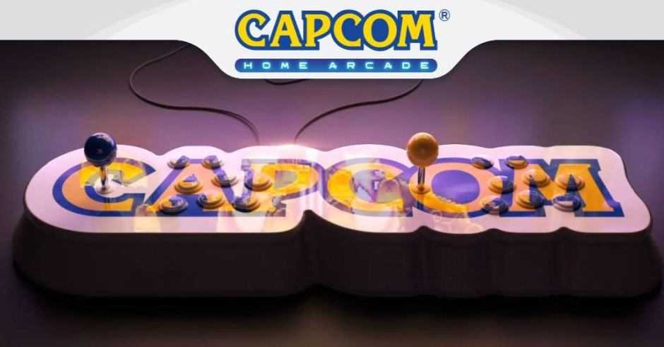 Capcom Home Arcade ora disponibile