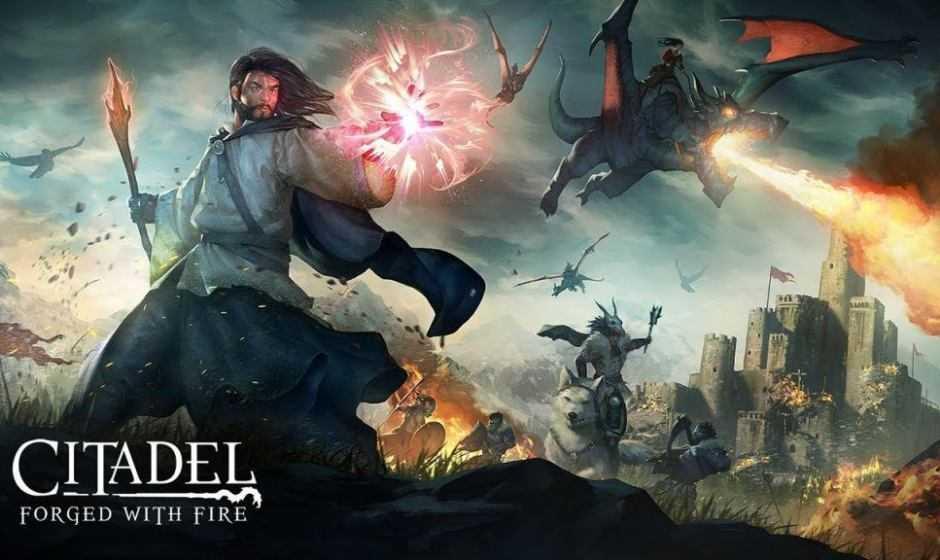 Citadel: Forged with Fire è finalmente disponibile