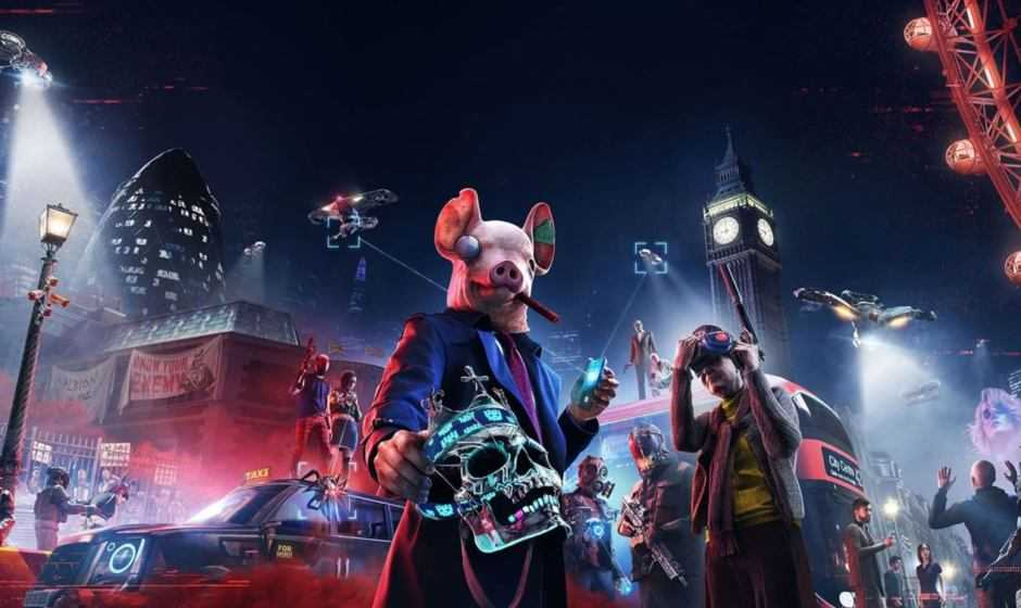 Ubisoft Forward: trailer con data di uscita di Watch Dogs Legion