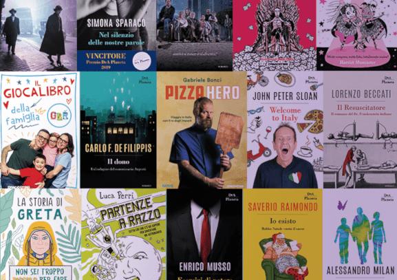 Milano Bookcity 2019: gli eventi De Agostini e DeA Planeta