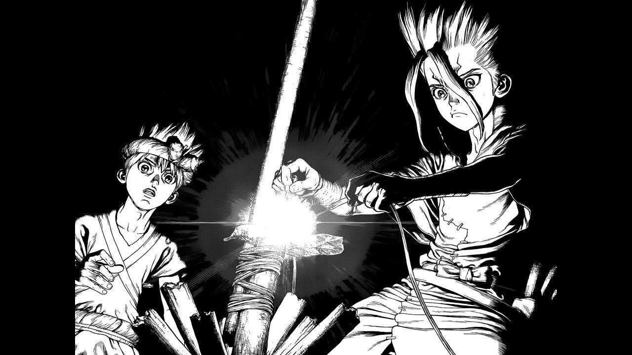 Dr. Stone: l'intervista ai due creatori, Boichi e Inagaki