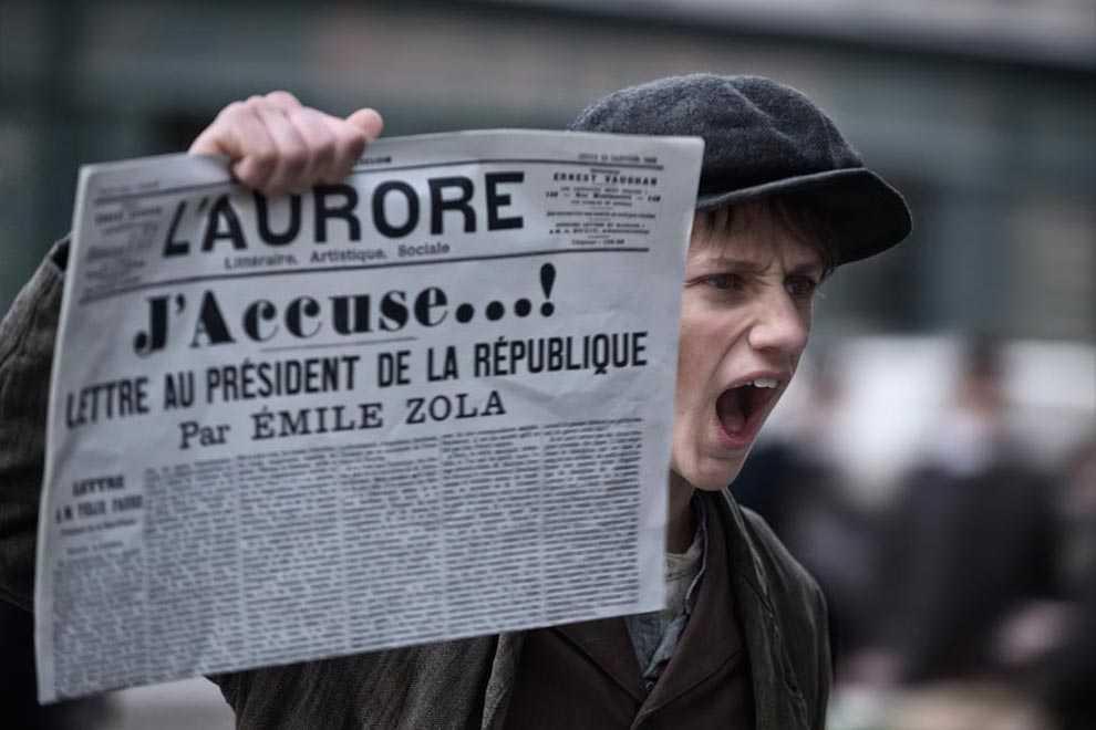 Recensione L'Ufficiale e La Spia: Polanski torna a stupire