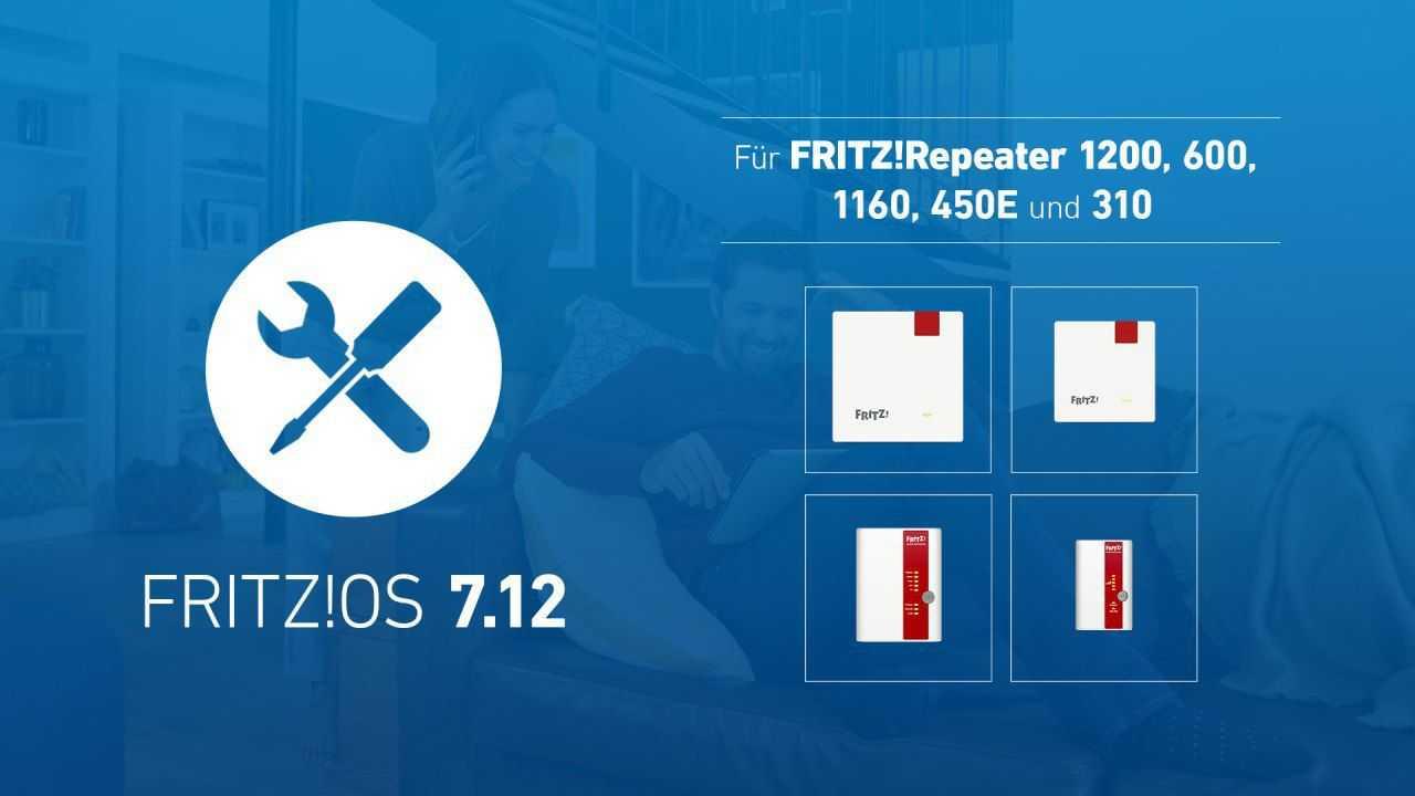 FRITZ!Repeater: connessioni perfette nella rete Mesh