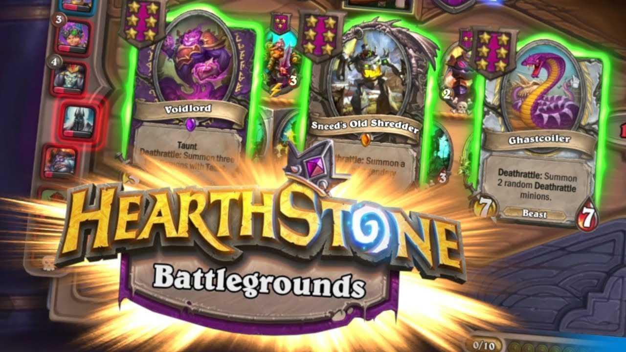 Hearthstone: un nuovo aggiornamento per la modalità battaglia