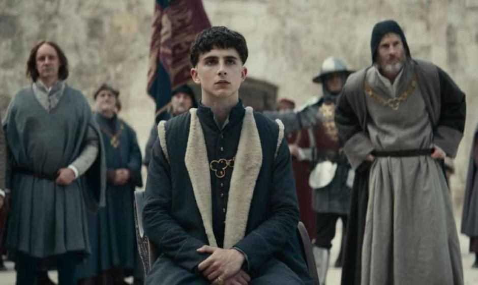 Recensione Il Re: Timotheé Chalamet sorprende su Netflix