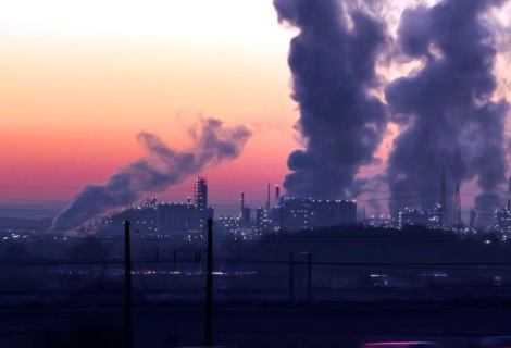 Inquinamento atmosferico: un materiale per pulire l'aria   Ecologia