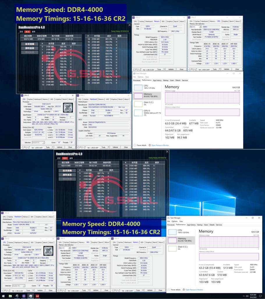 Nuove RAM G.Skill HEDT: ecco i nuovi kit ad alta capacità