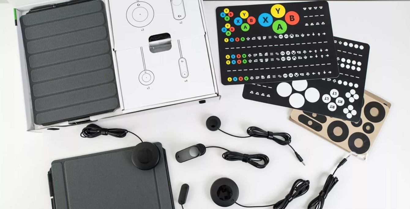 Logitech G Adaptive Gaming Kit: nuove possibilità per i gamer affetti da disabilità