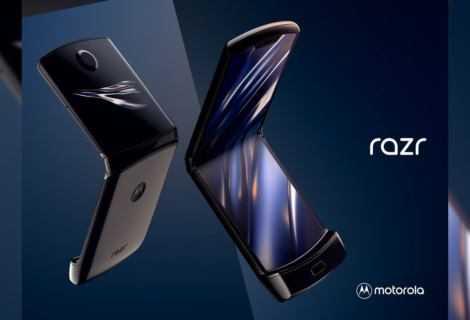 Motorola RAZR 2019 annunciato ufficialmente: specifiche, prezzo e uscita