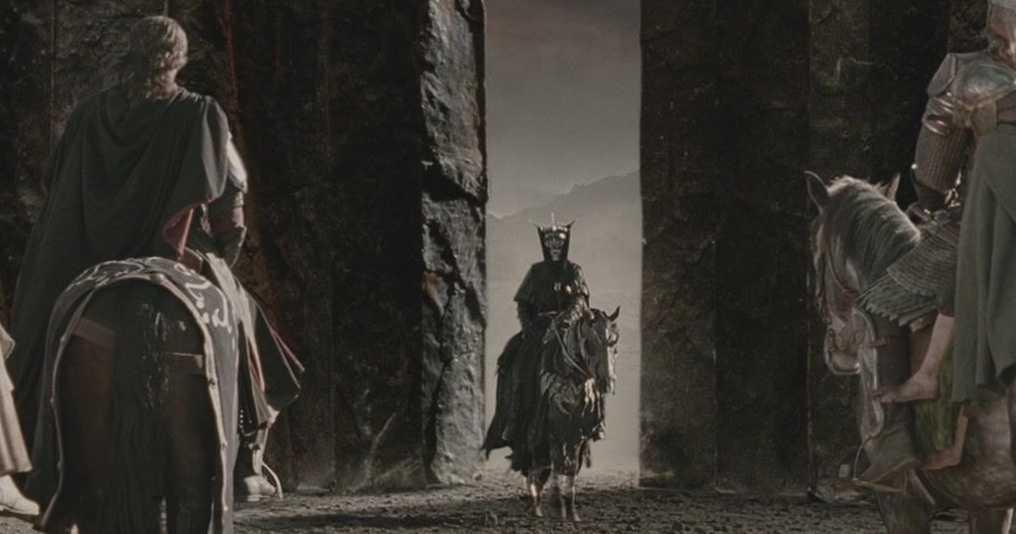Come dipingere miniature Games Workshop - Tutorial 44: la Bocca di Sauron