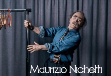 Parola al mimo: la presentazione a Nizza Monferrato con Maurizio Nichetti