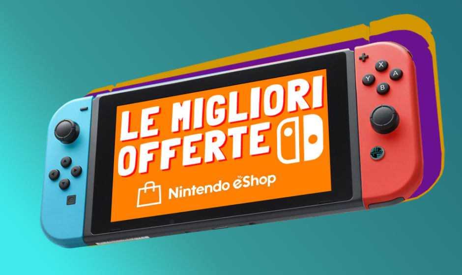 Nintendo Switch eShop: le migliori offerte | Settembre 2020