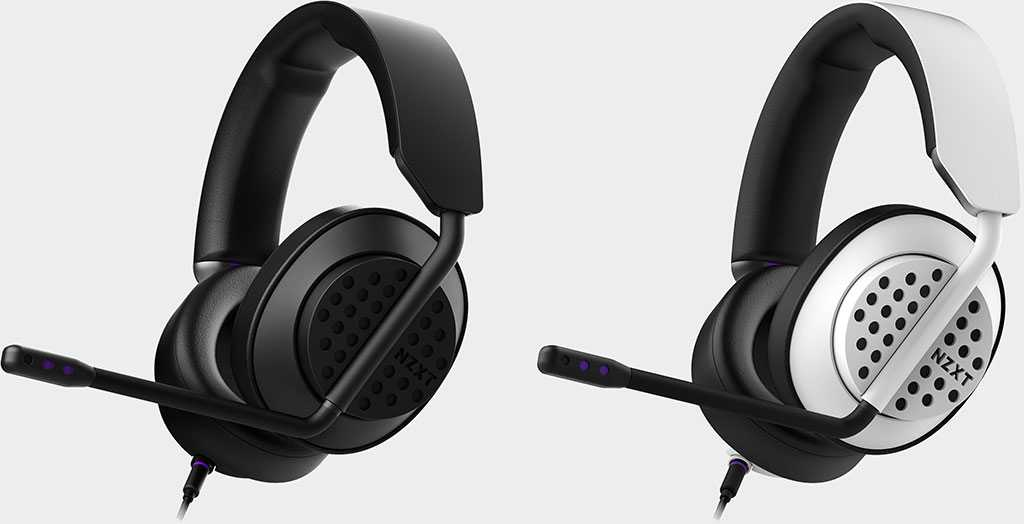 NZXT Lancia le nuove cuffie da gaming AER
