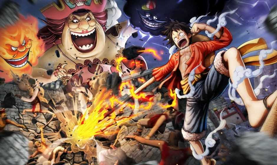 One Piece: Pirate Warriors 4: il trailer mostra due nuovi personaggi