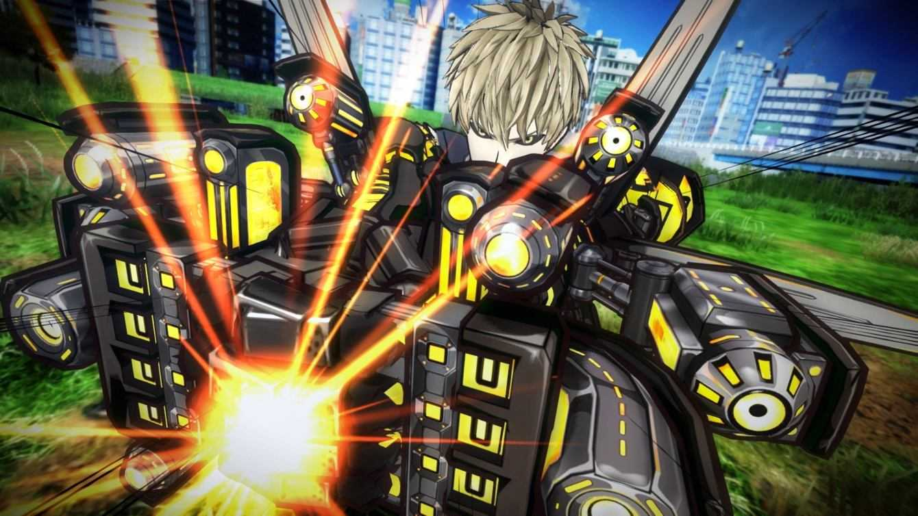 Anteprima One Punch Man: A Hero Nobody Knows