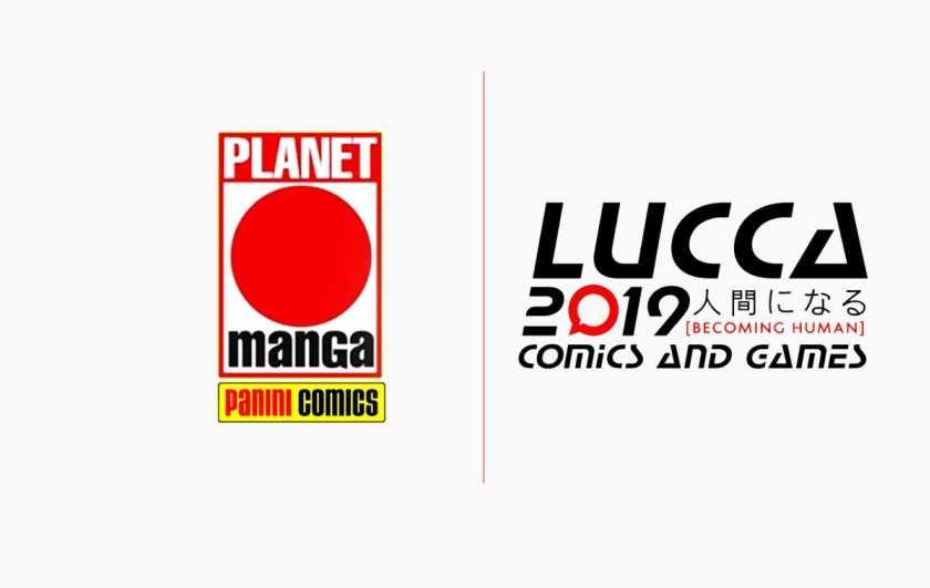 Planet Manga: le nuove uscite annunciate a Lucca Comics 2019
