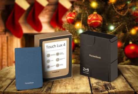 Pocketbook Touch Lux 4: disponibile l'edizione limitata