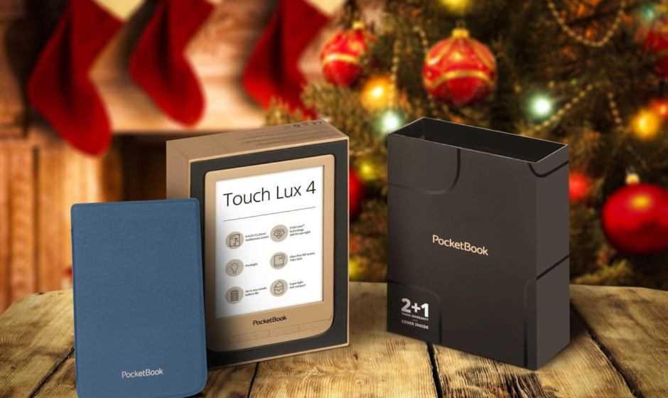Pocketbook Touch Lux 4: disponibile l'edizione limitata